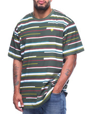 Big & Tall - S/S Tech Stripe Tee (B&T)