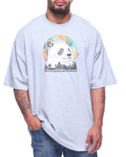 Big & Tall - S/S Panda Friend Tee (B&T)