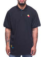 Big & Tall - S/S Blox Polo (B&T)