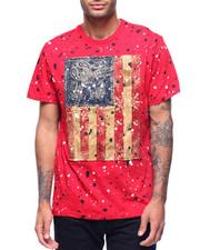 Shirts - BANDANA SPLATTER TEE