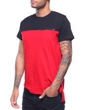 Shirts - VENICE SS COLORBLOCK TEE