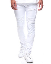 Buyers Picks - Moto Twill Jean/Front Pocket (By Waimea)