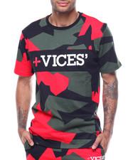 Stylist Picks - VICES Geometric SS Shirt