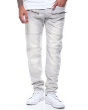 Jeans & Pants - BOLT SATEEN PIECED PANT