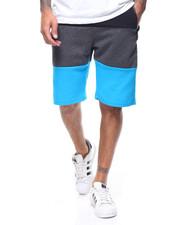 Shorts - COLORBLOCK TECH FLEECE SHORT