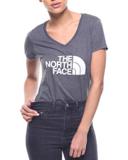 The North Face - Half Dome V-neck Triblend