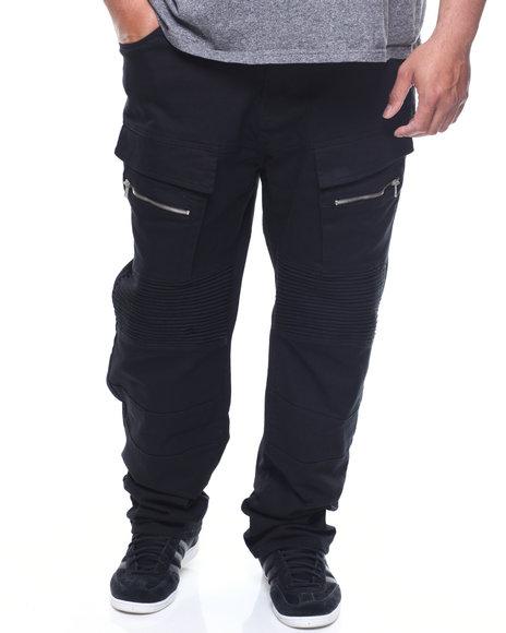 Akademiks - Harley Moto Cargo Pant (B&T)