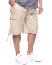 Men - Cameron Belted Twill Cargo Short (B&T)