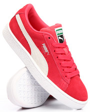 Girls - Suede Classic J Sneakers ((4-7)