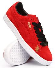 Footwear - Suede Classic BERLIN Sneakers-2190501