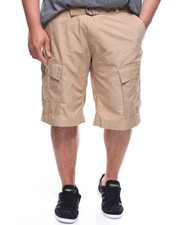 Shorts - Canyon Run Belted Short (B&T)