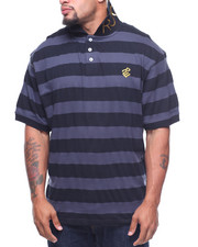 Rocawear - S/S Golden Roc Polo (B&T)