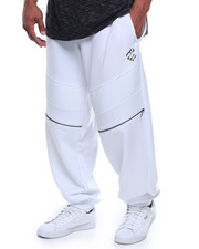 Sweatpants - East Side Moto Jogger (B&T)-2189736
