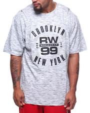 Shirts - S/S Conjuncton Crew Neck Tee (B&T)