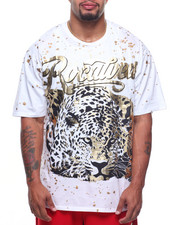 Rocawear - S/S Big Game Crew Neck Tee (B&T)
