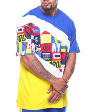 Rocawear - S/S Serge Club Crew Neck Tee (B&T)-2189744