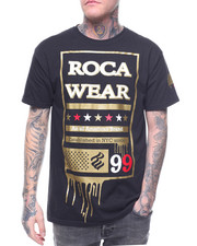 Rocawear - ALL AMERICAN FOIL TEE