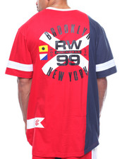 Rocawear - S/S Dobson Crew Neck Tee (B&T)