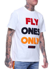Born Fly - RAFTER CHENILLE TEE