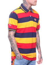 Born Fly - RODDICK STRIPE POLO