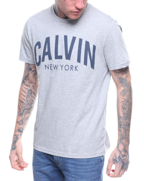 Buy CALVIN NEW YORK ARCH TEE Men s Shirts from Calvin Klein. Find ... db9254f7ab4