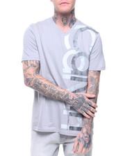 T-Shirts - DOUBLE CALVIN V NECK TEE