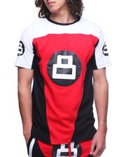 T-Shirts - 8 BALL COLOR BLOCK TEE