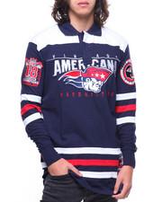 Vintage Americana - L/S AMERICANA POLO-2191239