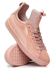 Footwear - Suede Fierce Sneakers