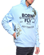 Born Fly - POLAR VINE HOODY