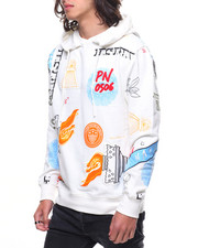 Parish - HANDSTYLE ALL OVER SWEATSHIRT-2191259