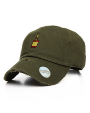 Hats - Vintage Distressed Bottle Dad Hat-2190499