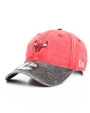 New Era - 9Twenty Chicago Bulls Rugged Canvas Strapback Cap