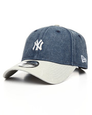 New Era - 9Twenty New York Yankees Rugged Canvas Strapback Cap