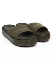 Footwear - Platform Slide Bold SD Sandals