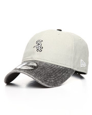 New Era - 9Twenty Chicago White Sox Rugged Canvas Strapback Cap