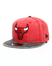 New Era - 9Fifty Chicago Bulls Rugged Canvas Snap