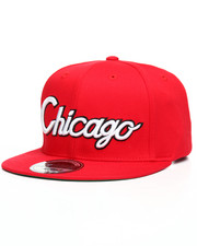 Accessories - Chicago Script Snapback Hat-2191424