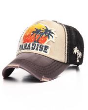 Hats - Paradise Vintage Ball Cap
