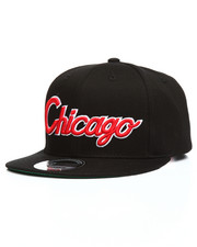 Accessories - Chicago Script Snapback Hat-2191425