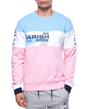 Parish - COLORBLOCK CREW SWEATSHIRT