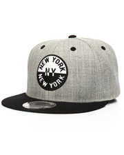 Accessories - NY City Patch Snapback Hat-2191421