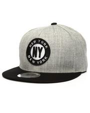 Men - Circle City New York Snapback Hat-2191422