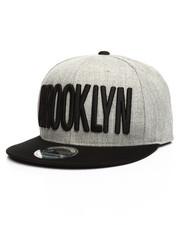 Hats - Brooklyn City Snapback Hat