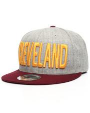 Hats - Cleveland City Snapback Hat