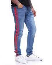 Buyers Picks - Painted Side Stripe Jean BY WAIMEA