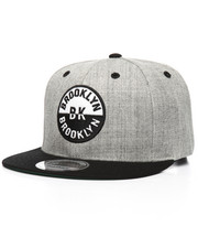 Accessories - Brooklyn City Patch Snapback Hat-2191423