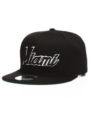 Accessories - Miami Script Snapback Hat