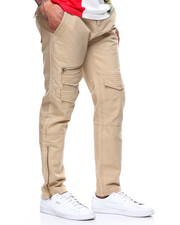 Parish - THIGH PCKT TWILL PANT