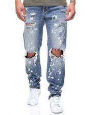 Jeans & Pants - ROCCO SKINNY JEAN - CYBER REBEL-2189456